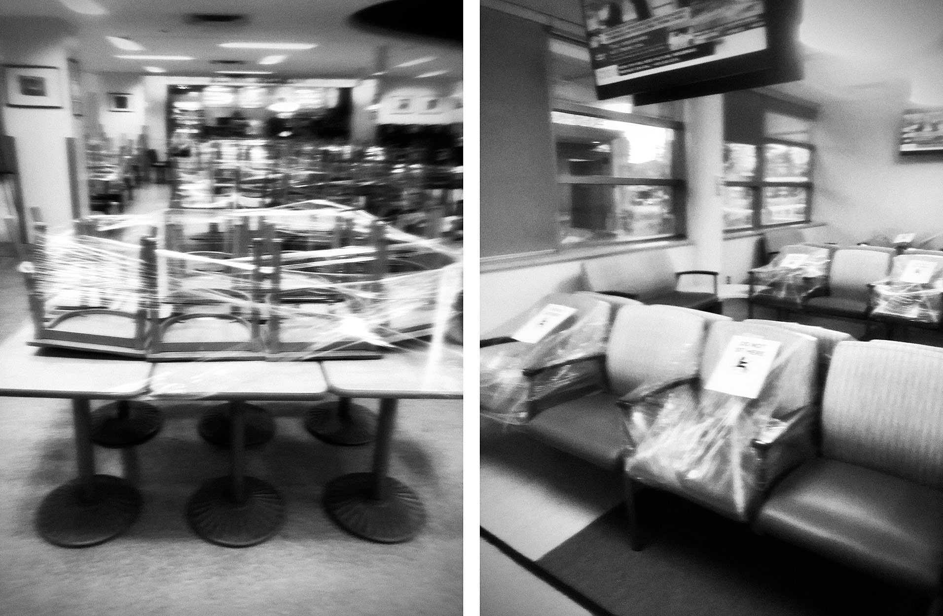 Food Court | Waiting Room